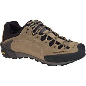 photo: La Sportiva Men's Trango Light Low approach shoe