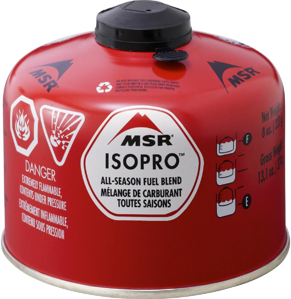 photo: MSR IsoPro Fuel fuel