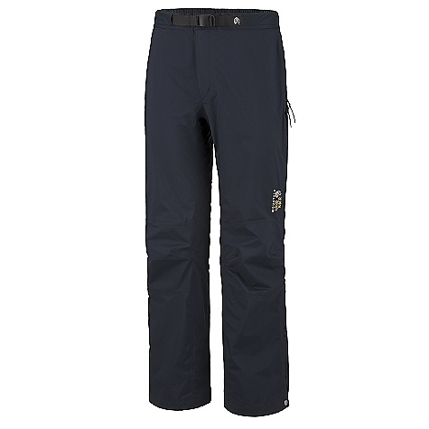 photo: Mountain Hardwear Stretch Typhoon Pant waterproof pant