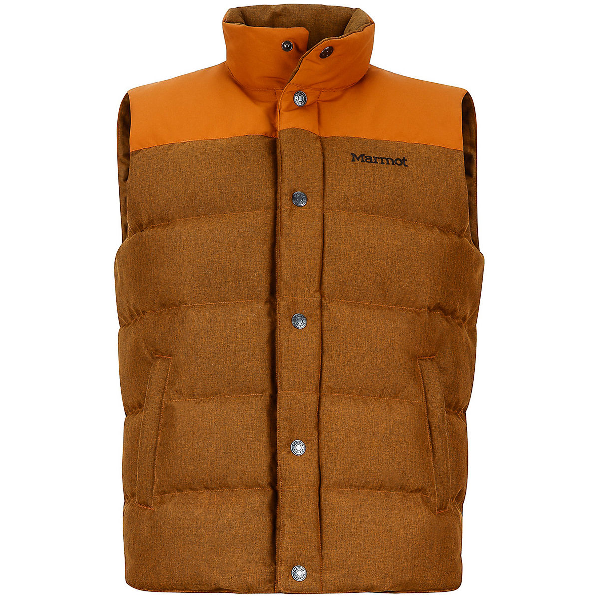 photo: Marmot Fordham Vest down insulated jacket