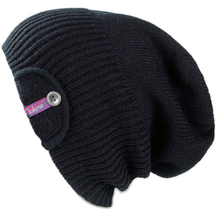 photo: DaKine Emma Beanie winter hat