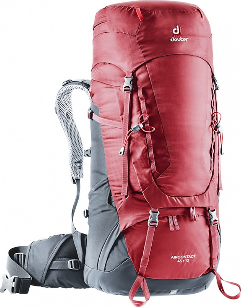 photo: Deuter Aircontact 45+10 overnight pack (35-49l)