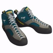 photo: La Sportiva Mega XSV climbing shoe