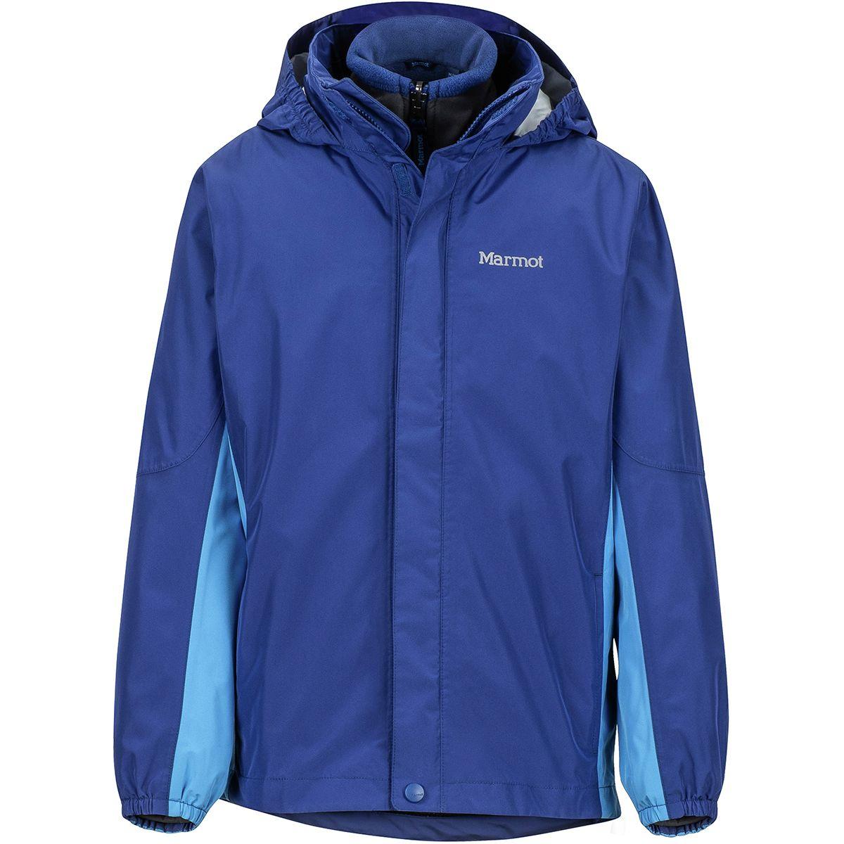 photo: Marmot Boys' Northshore Jacket component (3-in-1) jacket