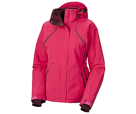 photo: Columbia Veloca Vixen Jacket snowsport jacket