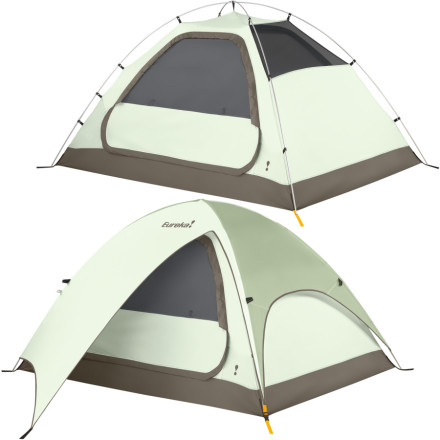photo: Eureka! Scenic Pass 2XT three-season tent