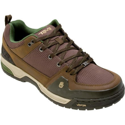 photo: Teva Men's B-1 trail shoe