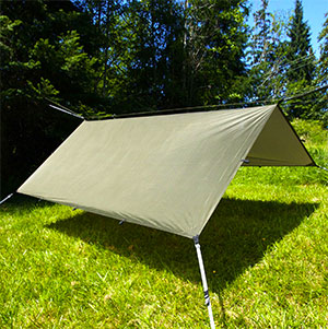Aqua Quest Safari Sil Tarp Square