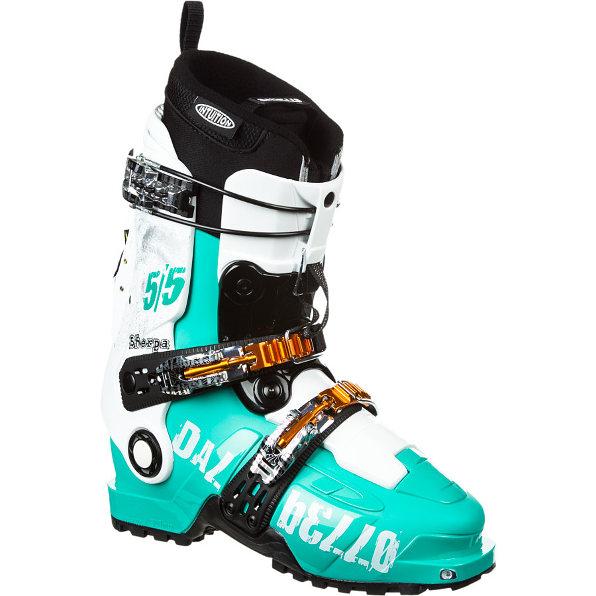 photo: Dalbello Sherpa 5/5 alpine touring boot