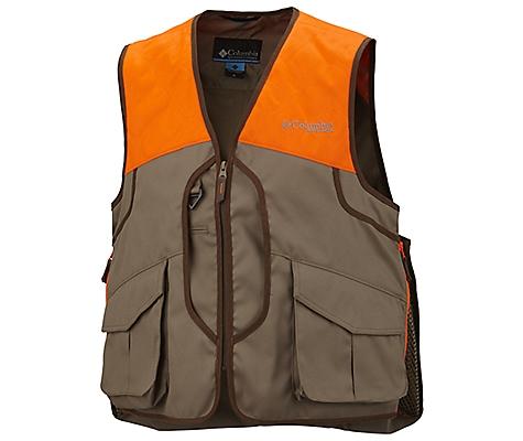 photo: Columbia Ptarmigan II Vest safety gear