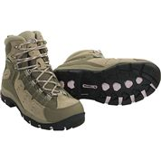 photo: Columbia Women's Ocanto Peak Omni-Tech hiking boot