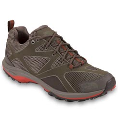 photo: The North Face Hedgehog Guide trail shoe