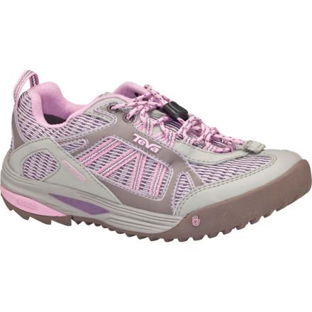 photo: Teva Girls' Charge WP trail shoe