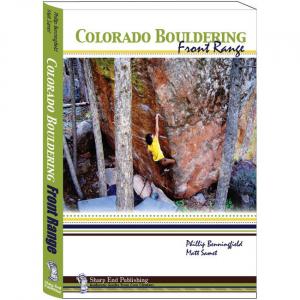 Sharp End Publishing Colorado Bouldering: Front Range