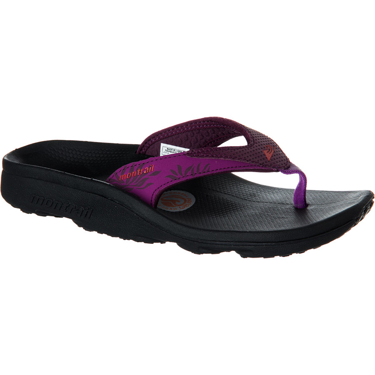 photo: Montrail Molokini flip-flop