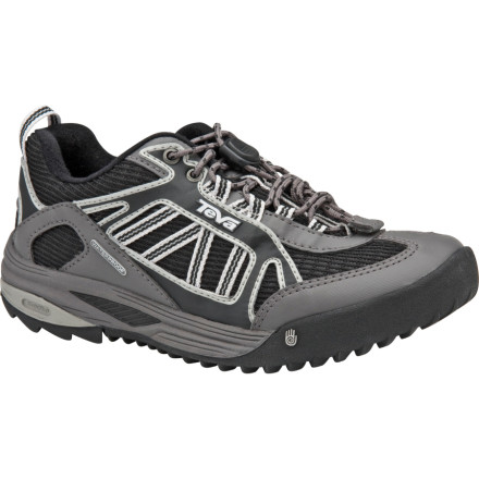 photo: Teva Charge WP trail shoe