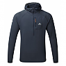 photo: Mountain Equipment Men's Solar Eclipse Hooded Zip Tee