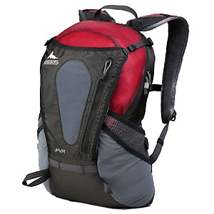 photo: Gregory Pyr daypack (under 2,000 cu in)