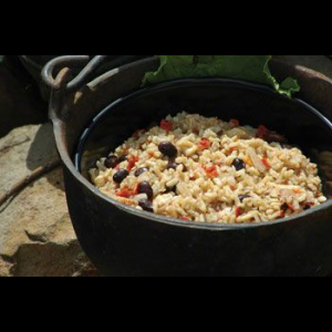 photo: Backpacker's Pantry Jamaician Jerk Rice w/ Chicken meat entrée