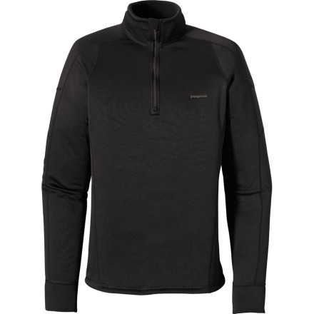 photo: Patagonia Stretch Velocity Zip Neck fleece top