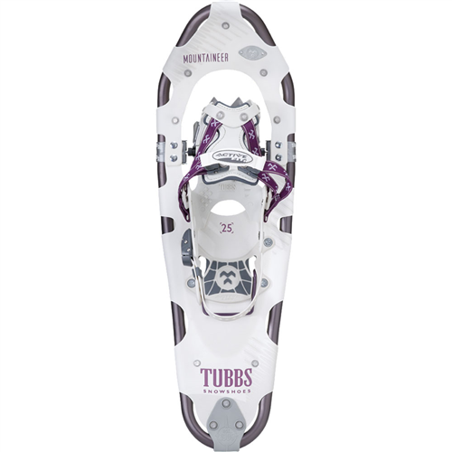 photo: Tubbs Women's Mountaineer Series backcountry snowshoe