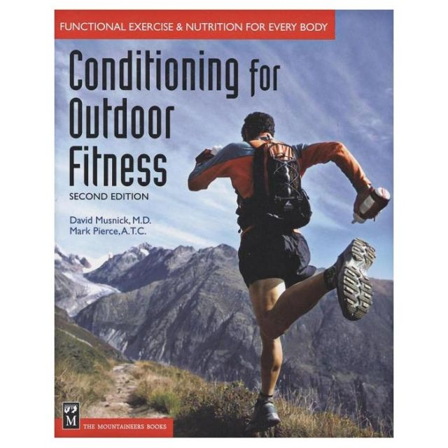 photo: The Mountaineers Books Conditioning for Outdoor Fitness camping/hiking/backpacking book