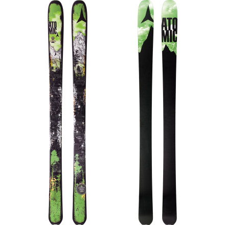 photo: Atomic Charter alpine touring/telemark ski