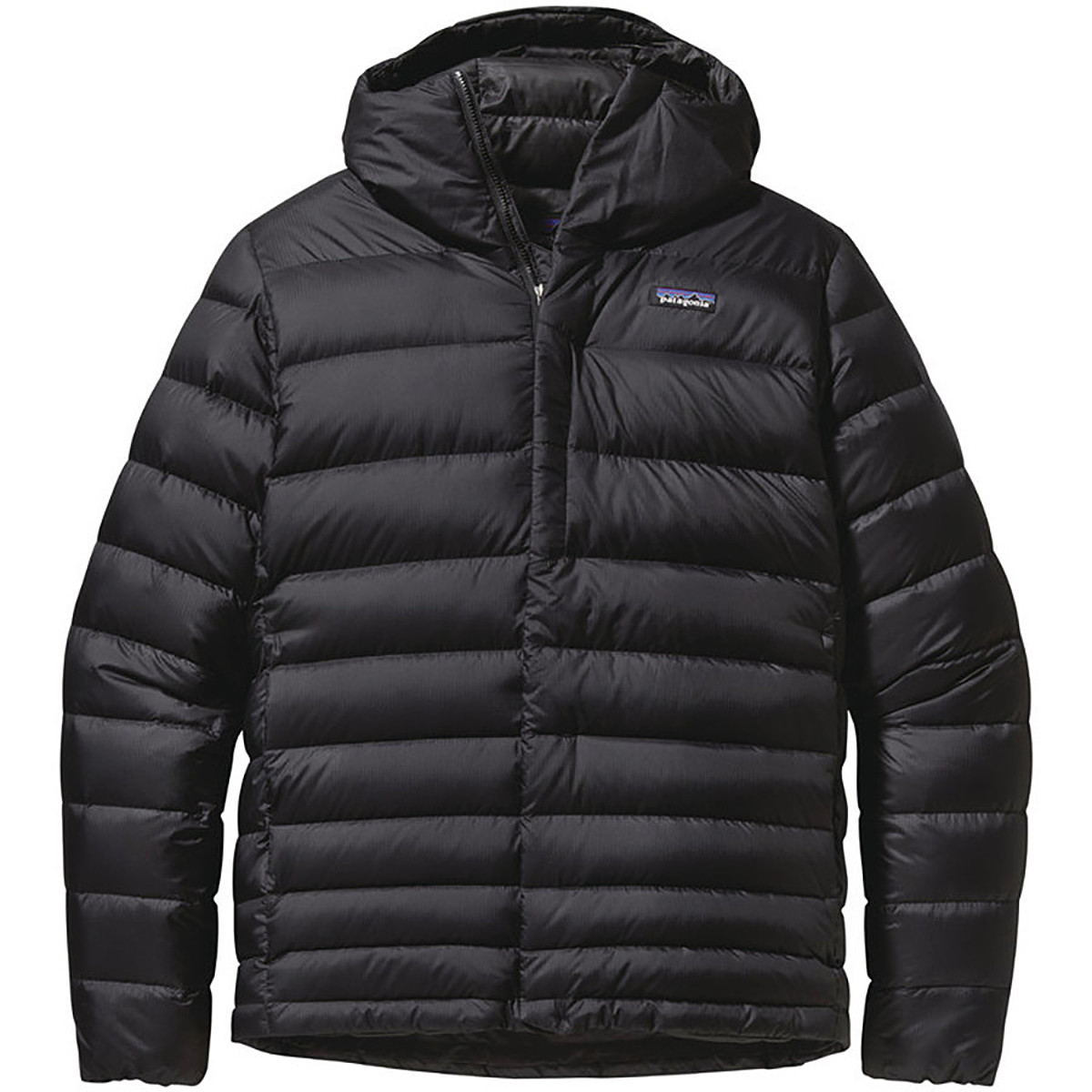 photo: Patagonia Men's Hi-Loft Down Sweater Hoody down insulated jacket
