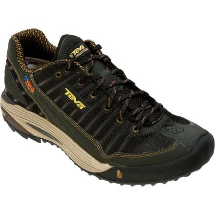 photo: Teva Forge Pro eVent trail shoe
