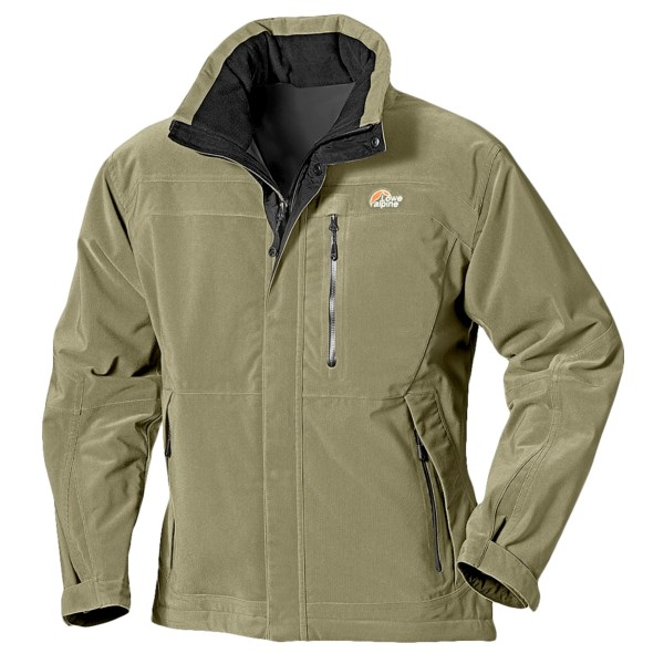 photo: Lowe Alpine Men's Ontario Jacket synthetic insulated jacket