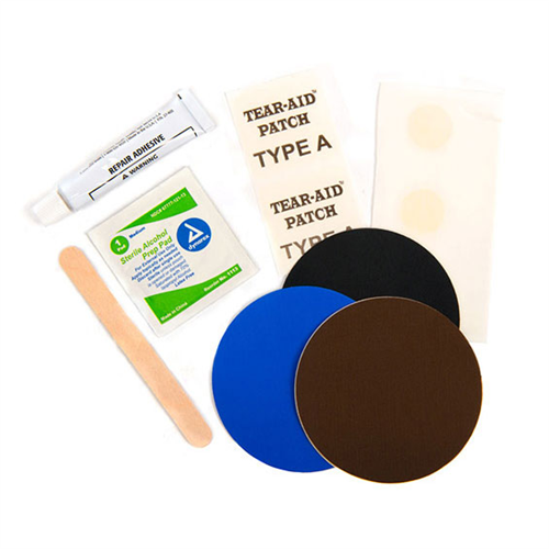 photo: Therm-a-Rest Permanent Home Repair Kit repair kit