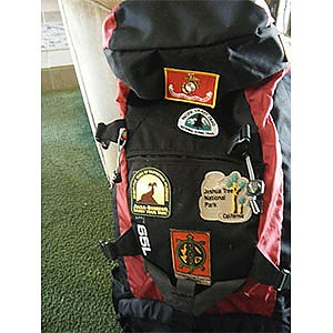 photo: Coleman Max 65 weekend pack (50-69l)