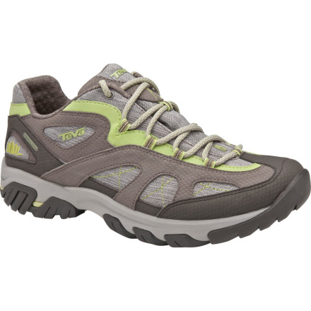 photo: Teva Genea WP trail shoe
