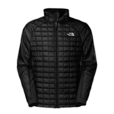 photo: The North Face Thermoball Hybrid Jacket synthetic insulated jacket
