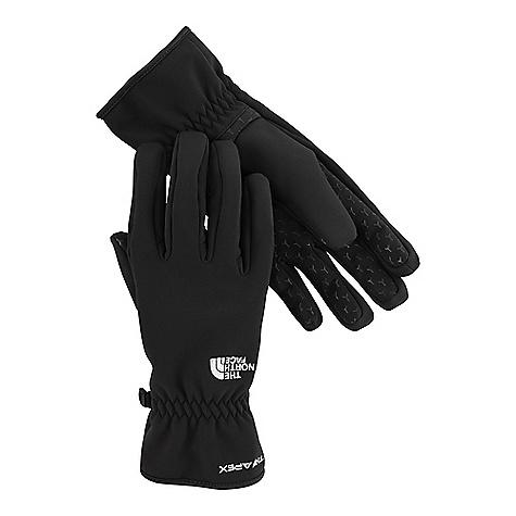 photo: The North Face Men's TNF Apex Glove soft shell glove/mitten