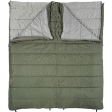 photo: Kelty Callisto 20 Double 3-season synthetic sleeping bag