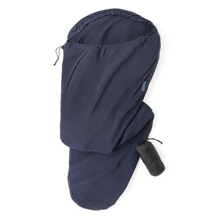 photo: Cocoon CoolMax MummyLiner sleeping bag liner
