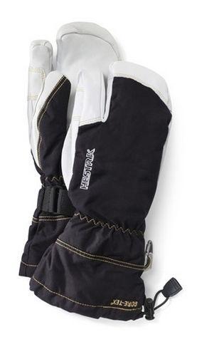 photo: Hestra XCR 3-Finger Mitt soft shell glove/mitten