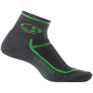 photo: Icebreaker Multisport Cushion Mini running sock