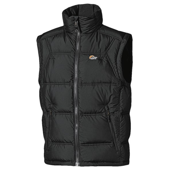 photo: Lowe Alpine Polar Vest down insulated vest