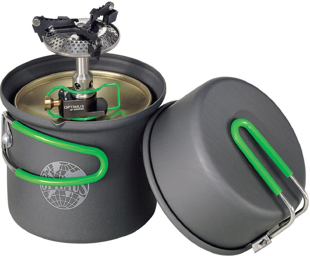 photo: Optimus Crux Lite with Terra Solo Cook System compressed fuel canister stove
