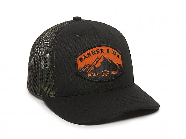 Banner & Oak Trucker Hat