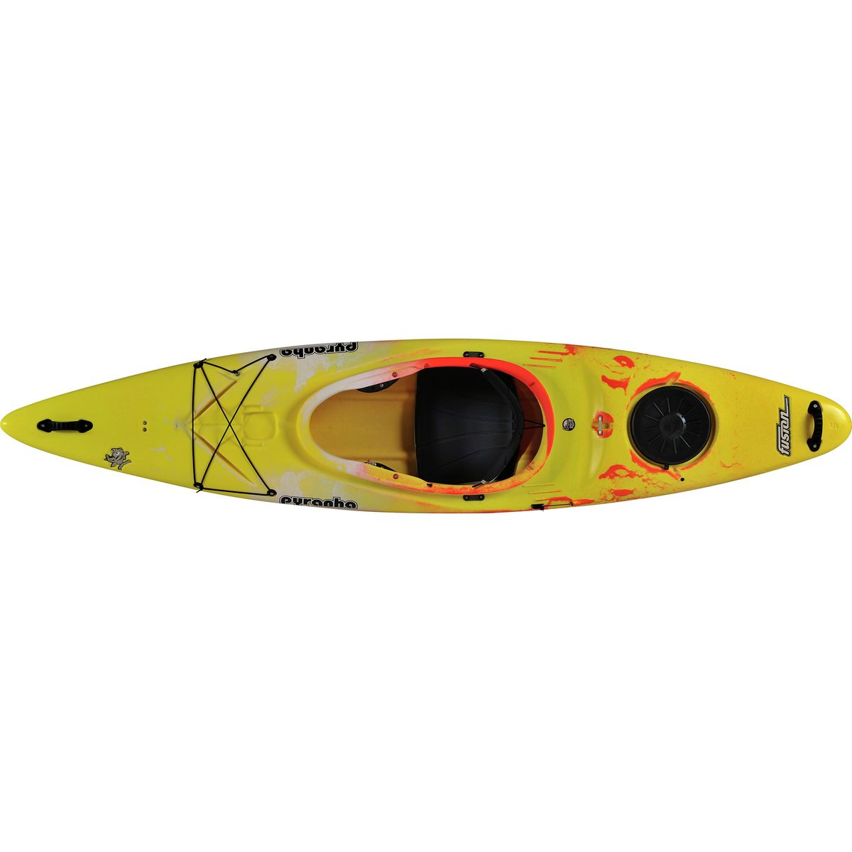 photo: Pyranha Fusion whitewater kayak