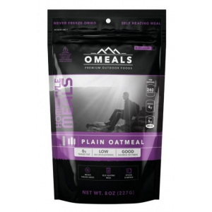 OMeals Plain Oatmeal