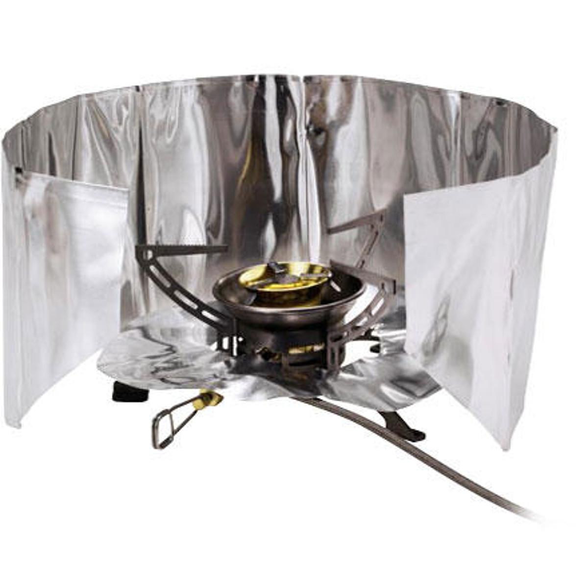 photo: Primus Windscreen and Heat Reflector stove windscreen