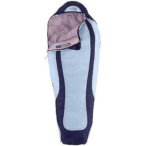 photo: The North Face Blue Ridge 20 3-season synthetic sleeping bag