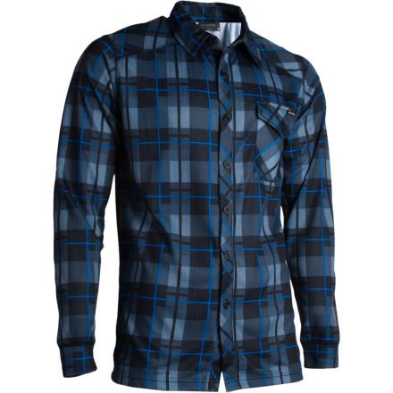 photo: DaKine Chester Shirt hiking shirt