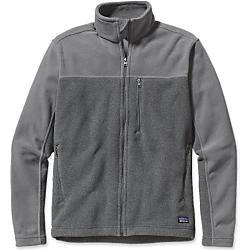 photo: Patagonia Simple Synchilla Jacket fleece jacket
