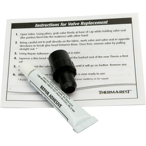 photo: Therm-a-Rest Valve Repair Kit patch/tape
