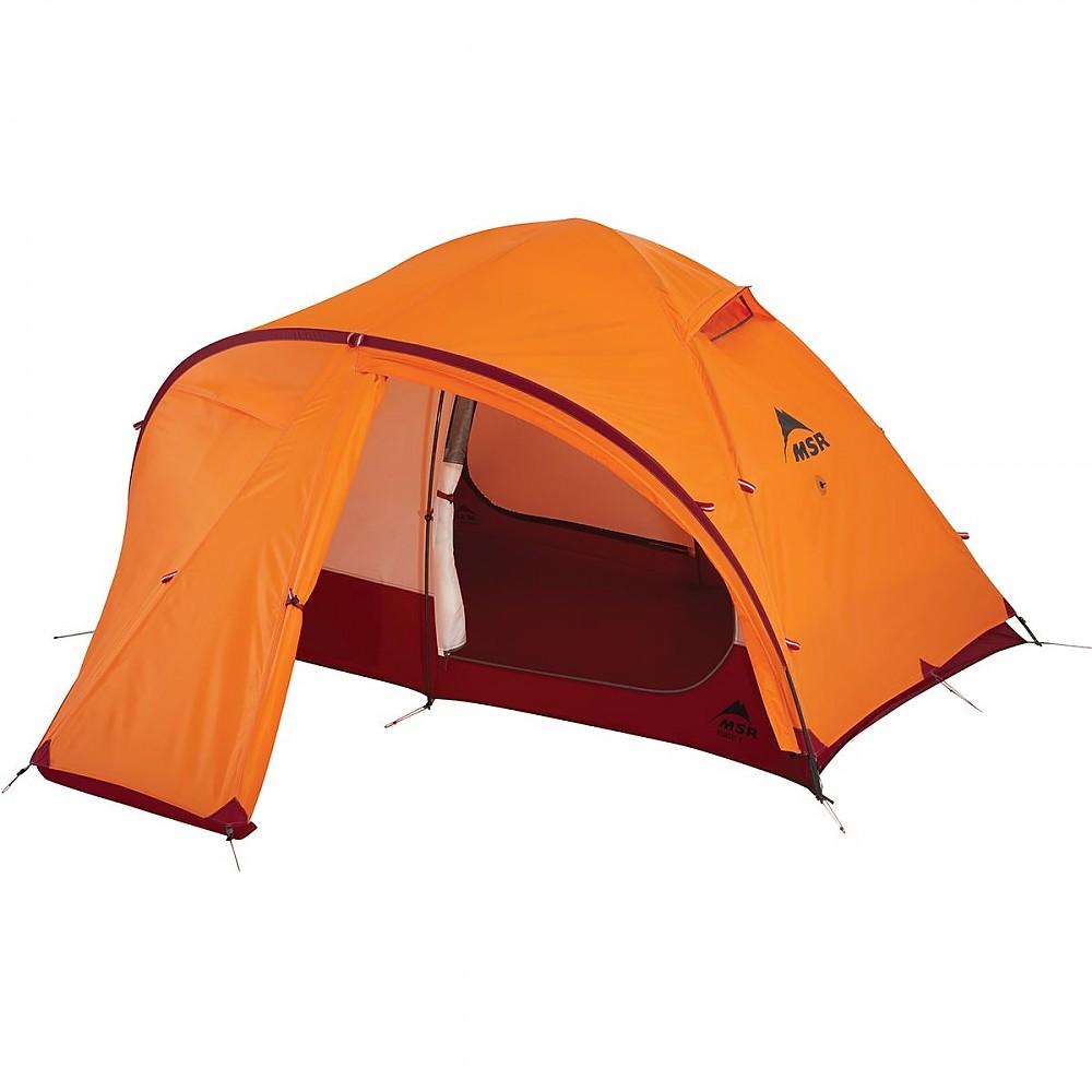 photo: MSR Remote 2 four-season tent